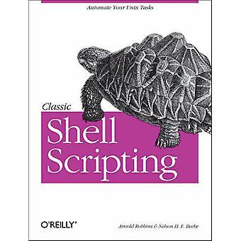 Klassiske Shell Scripting af Arnold Robbins - Nelson H.F. Beebe - 97805