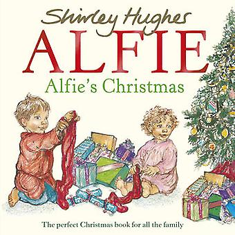 Alfie's Christmas by Shirley Hughes - 9781849416498 Book