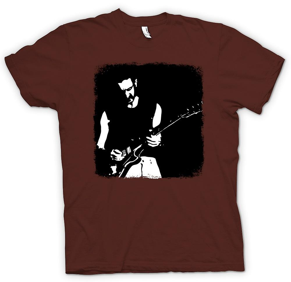Mens t-skjorte - Frank Zappa Rock - Pop Art