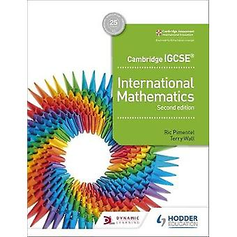 Cambridge IGCSE International matematikk 2nd edition av Ric Pimentel
