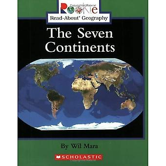 The Seven Continents (Rookie Read-About Geography)