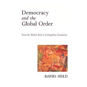 Democratie en de mondiale orde: van de staat van de moderne kosmopolitische governance