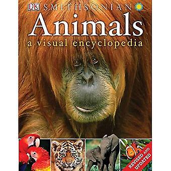 Djur: En visuell encyklopedi: 2nd Edition