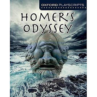 Nelson Thornes Dramascripts Homer's Odyssey