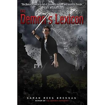 The Demon's Lexicon (Demon's Lexicon Trilogy Series #1)