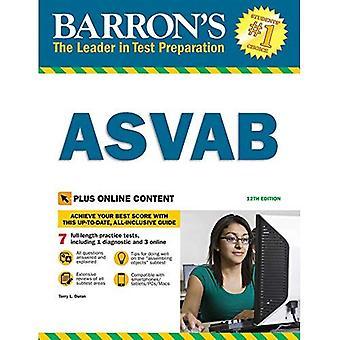 Barron's Asvab, 12th Edition