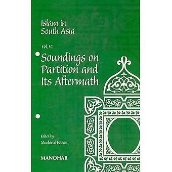 L'islam en Asie du Sud: v. 6: sondages sur la Partition et ses conséquences