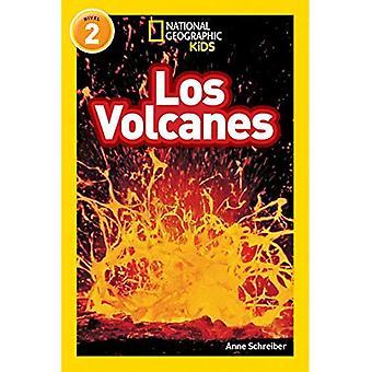 Lectores de geográficos nacionales: Los Volcanes (L2) (lectores)