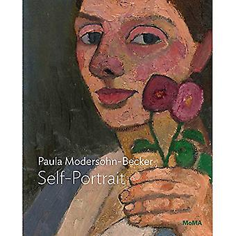 Modersohn-Becker: Self-Portrait with two flowers (MoMA One on One Series)