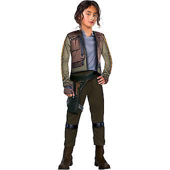 Star Wars Ingalill Erso barn kostym
