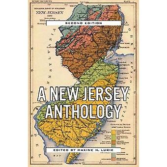 A New Jersey Anthology by Lurie & Maxine N.