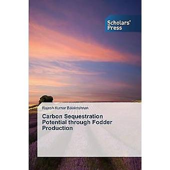 Potentiel de séquestration du carbone par le biais de la Production fourragère par Barry Retailleau