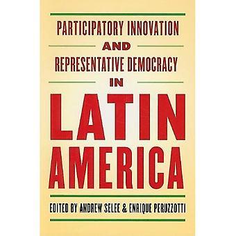 Innovatie van de participerende en representatieve democratie in Latijns-Amerika