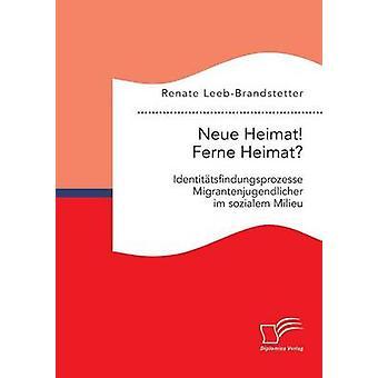 Neue Heimat Ferne Heimat Identittsfindungsprozesse Migrantenjugendlicher Im Sozialen Milieu durch LeebBrandstetter & Renate