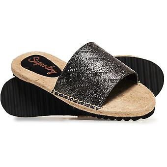 Superdry Maya Espadrille Sliders