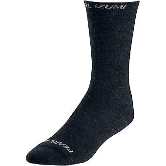 Pearl Izumi Black Elite Thermal Wool Cycling Socks