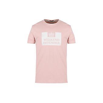Weekend Offender Rose Prison T-shirt