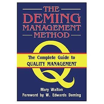 Il metodo di gestione di Deming