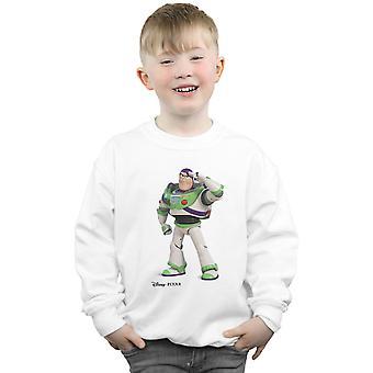 Disney Boys Toy Story Buzz Lightyear Standing Sweatshirt