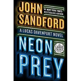 Neon Prey (roman Prey)
