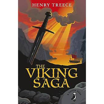 The Viking Saga by Henry Treece - 9780141368658 Book