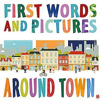 Around Town by Margot Channing - 9781681524108 Book