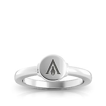 Assassin 's Creed Odyssey Logo Engraved Signet Ring
