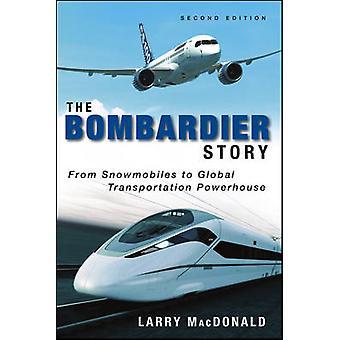 قصة بومباردييه-من الطرق الوعرة لطاقة النقل العالمي