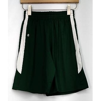 Holloway Shorts Evergreen Athletic Green / Femmes Blanches