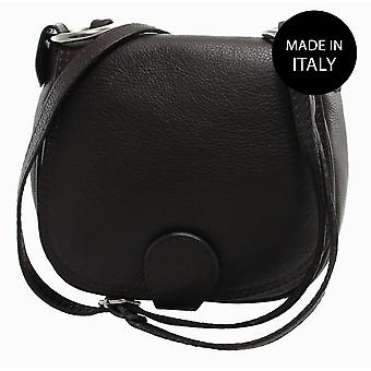 Leather pochettemades Made in Italy 10016