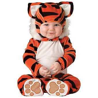 Tiger Tot Infant Animal Jungle Bunting Infant Baby Boys Costume