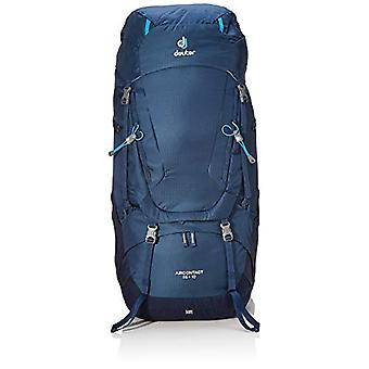Deuter Aircontact 55 - 10 Casual Backpack 822 centimeters 65 Blue (Midnight-Navy)