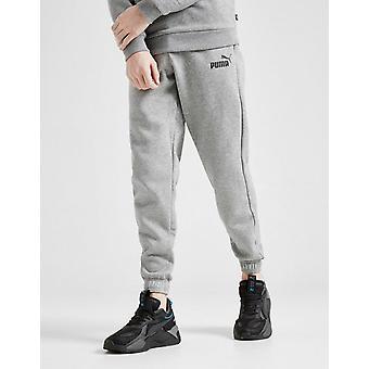 New Puma Boys' Core Logo Track Training Pants Grey
