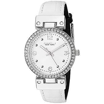 Caravelle New York Clock Donna Ref. 43L201
