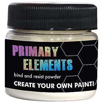 Primary Elements Bind & Resist Powder 1Oz Jar 29538