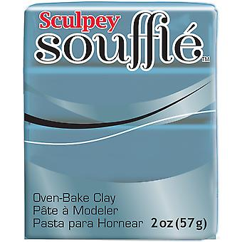 Sculpey Souffle Clay 2 Oz. Bluestone Su6 6003