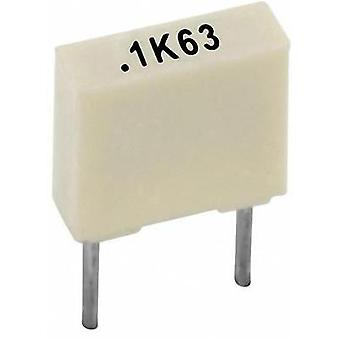 PET capacitor Radial lead 4.7 nF 100 V 10 % 5 mm (L x W x H) 7.2 x 2.5 x 6.5 Kemet R82EC1470AA50K+ 1 pc(s)