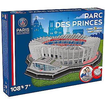 PSG Paris Saint Germain Parc Des Princes 3D jigsaw puzzle (kog)