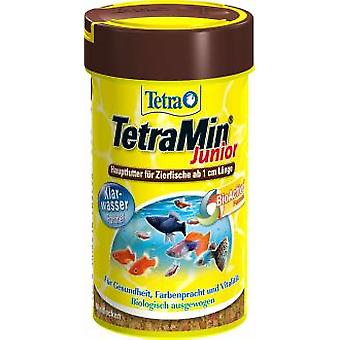 Tetra Min Mini, 100Ml- 11104 (Fish , Fish Food , Young Fish)