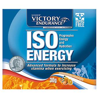 Victory Endurance Iso Energy mandarin orange 30 g (Sport , Resistance and energizers)