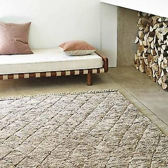 Rugs -Echo In Light Brown - ECH02