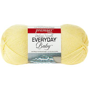 Deborah Norville Collection Everyday Baby Yarn-Yellow DN101-09
