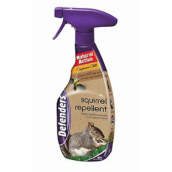 Defenders Squirrel Repellent Rtu Spray 750ml (Pack of 6)