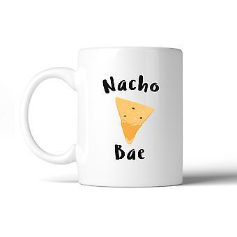 Nacho Bae Cute Ceramic Coffee Mug Funny Mug Gift Ideas For Couples