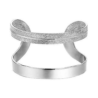 ESPRIT ladies bracelet Bangle steel Silver ESBA10211A600