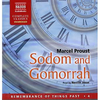 Sodom and Gomorrah (Unabridged) (Remembrance of Things Past) (Audio CD) by Proust Marcel