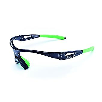 Wenger X-Kross sport frame base frame OF1001. 01 Cristall black / green