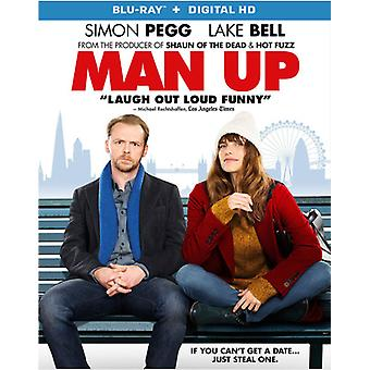 Man Up [Blu-ray] USA import