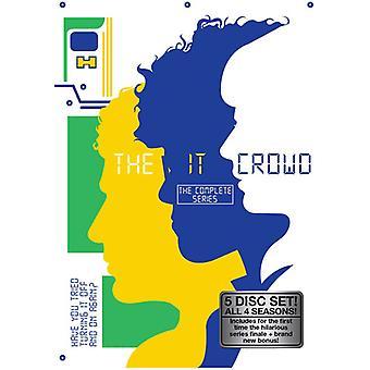 Det folkmassan: Komplett serie [DVD] USA import