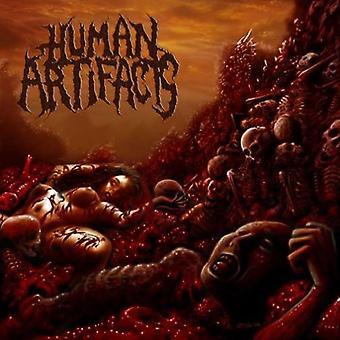 Menneskelige artefakter - principperne om sygdom [CD] USA import